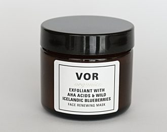 Exfoliant with AHA acids
