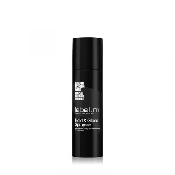 Hold and gloss spray 200 ml